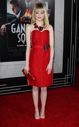 Lanvin Dresses Emma_Stone Girl Meets Dress