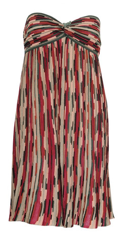 MMissoniBandeauStripe large Hire M Missoni Dresses at Girl Meets Dress