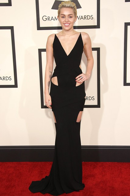 Miley Cyrus Grammy Awards Dress Girl Meets Dress
