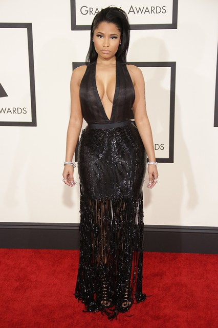 Nicki Minaj Grammy Awards Dress Girl Meets Dress