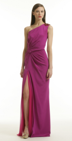 Badgley Mischka Dress Girl Meets Dress