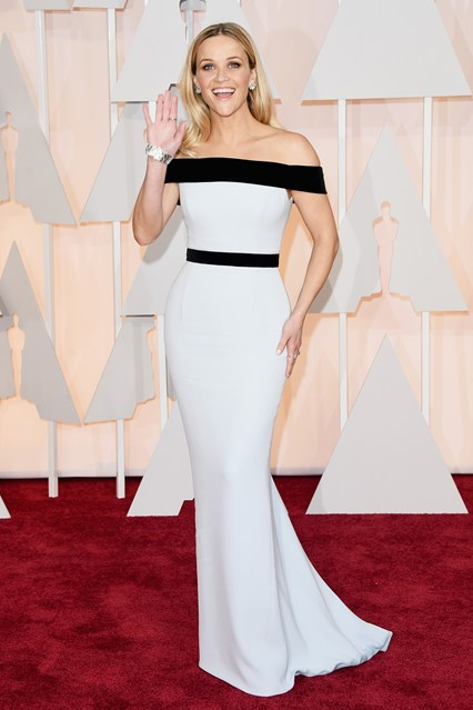 Oscars Reese The Best of the Oscars Dresses 2015