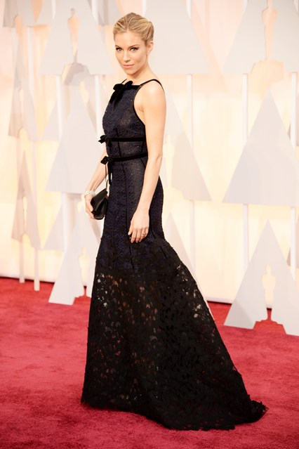 Oscars Sienna The Best of the Oscars Dresses 2015