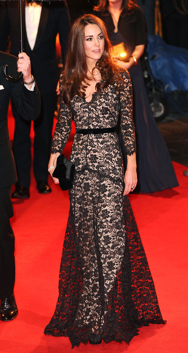 Duchess of Cambridge Alice by Temperley Girl Meets Dress