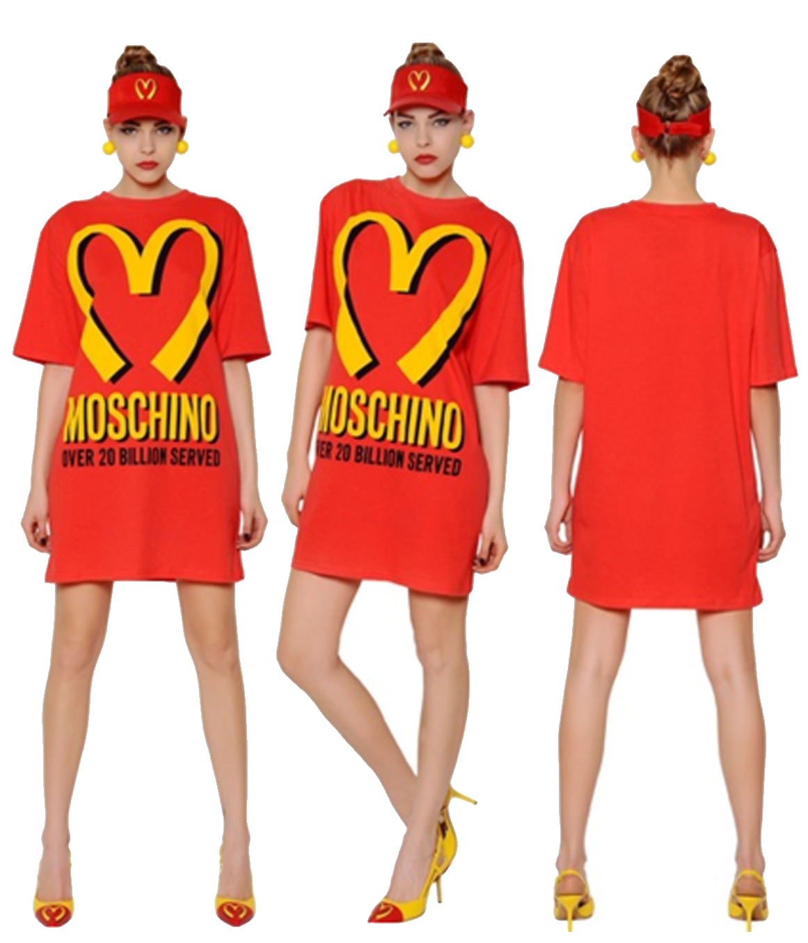 Moschino1 Hire Moschino dresses now at Girl Meets Dress