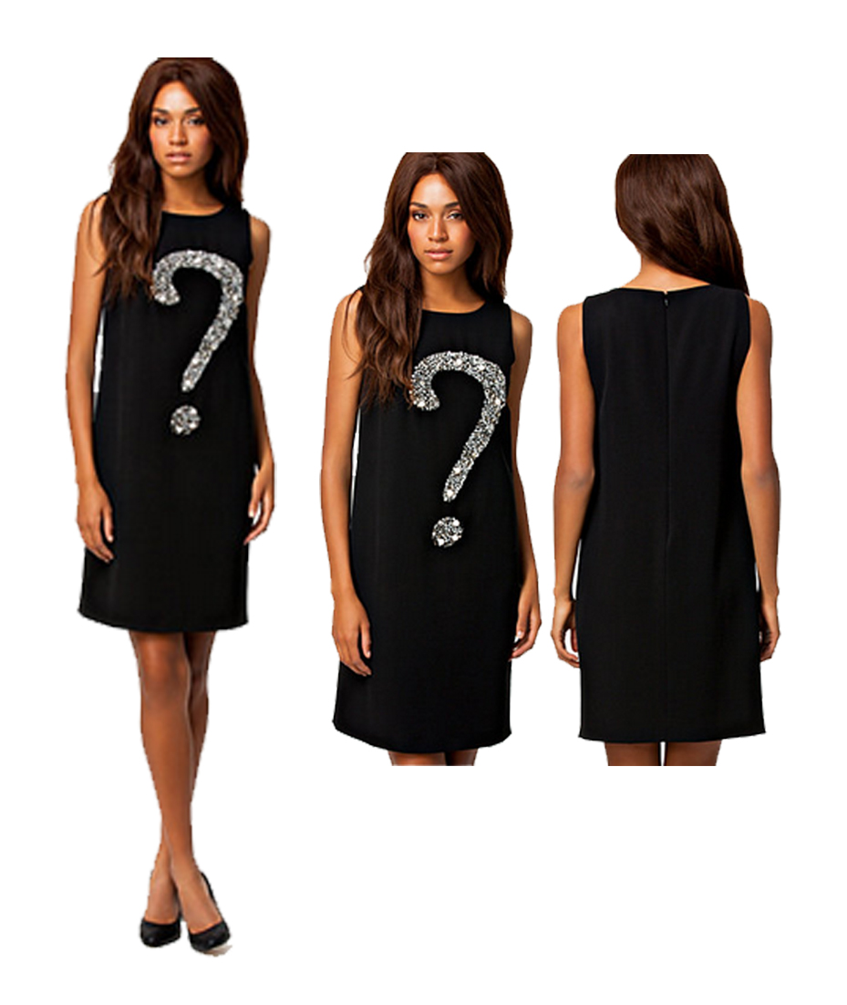 Moschino3. Hire Moschino dresses now at Girl Meets Dress