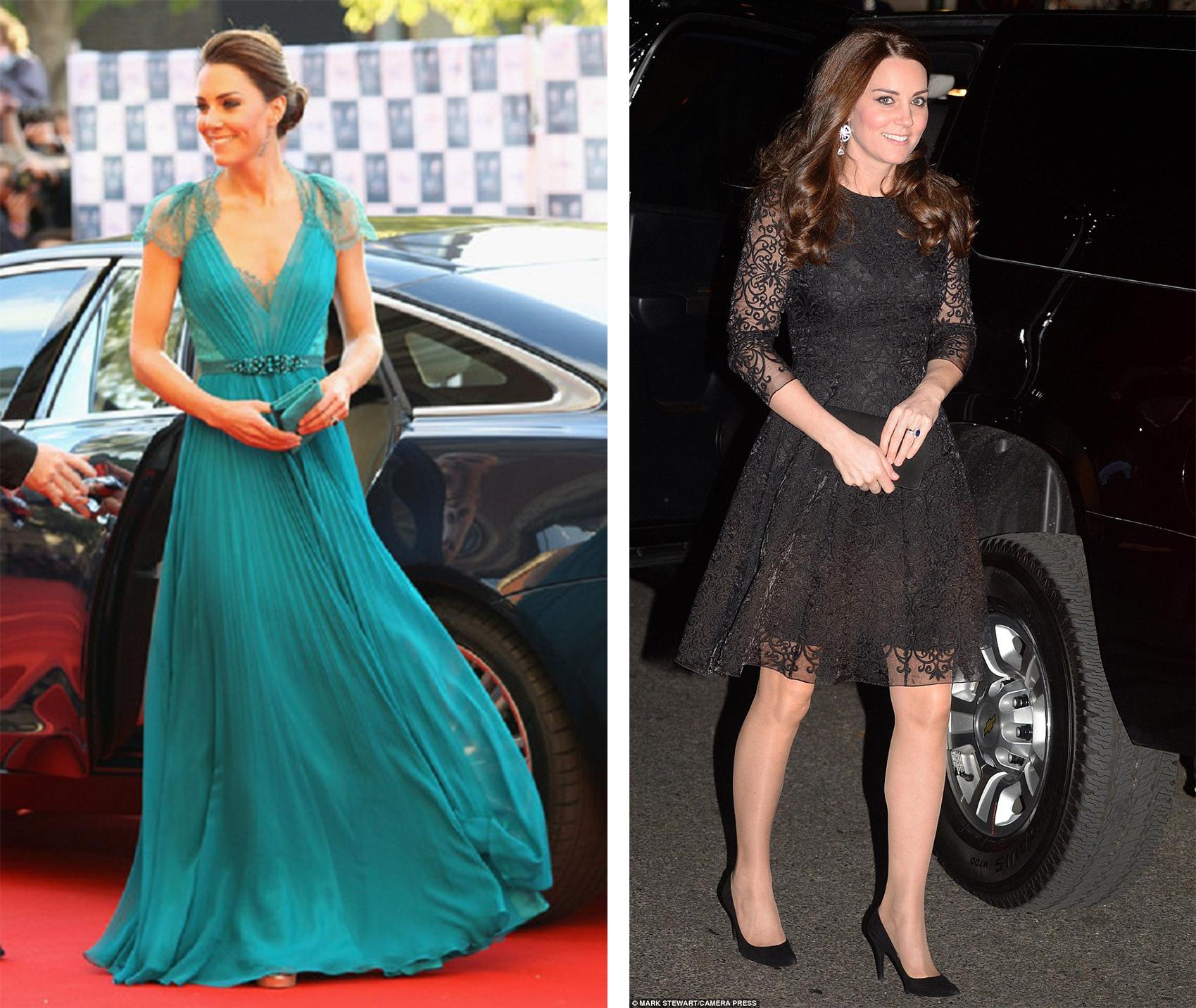 blog2 Kate Middleton wearing Beulah   Now at Girl Meets Dress