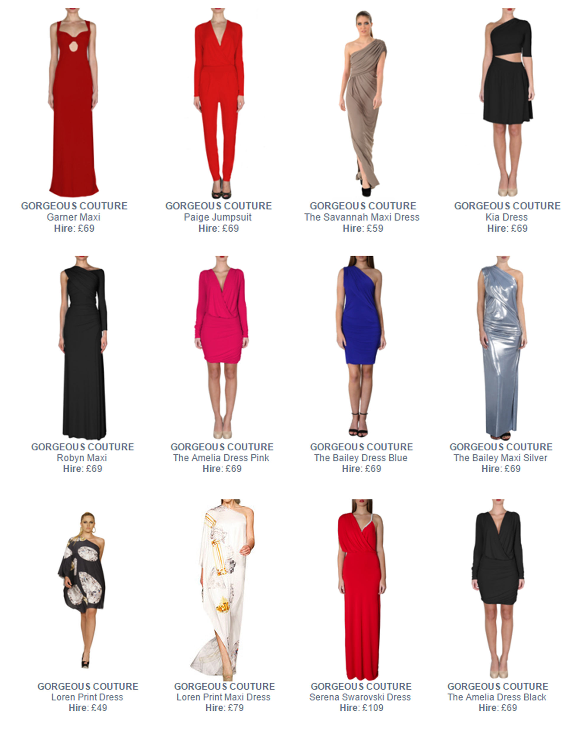 gorgeous couture Gorgeous Couture now available on Girl Meets Dress
