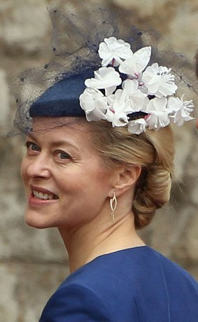 Lady Helen Taylor Royal Wedding Hat What to wear for the Polo Match