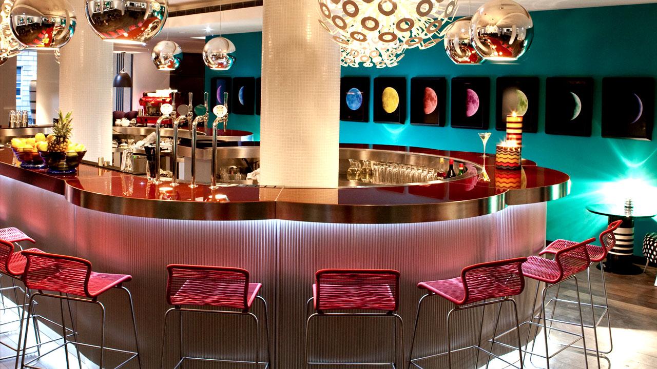 Bar Win a 2 night stay in Scotlands most stylish hotel