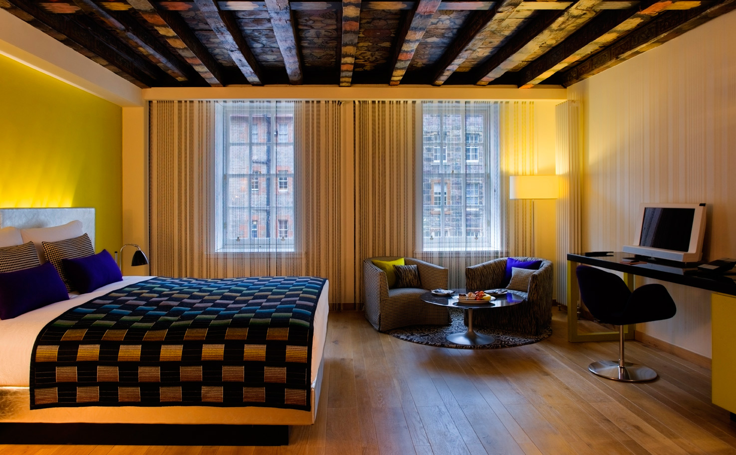 Room Win a 2 night stay in Scotlands most stylish hotel