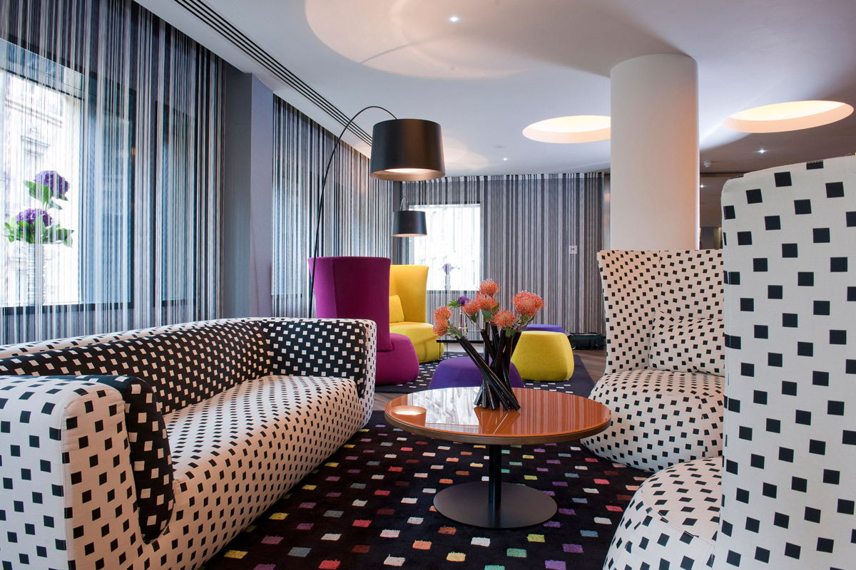 Sofa Win a 2 night stay in Scotlands most stylish hotel
