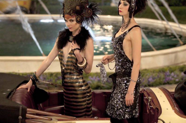 Hire 1920's Great Gatsby Flapper Dresses