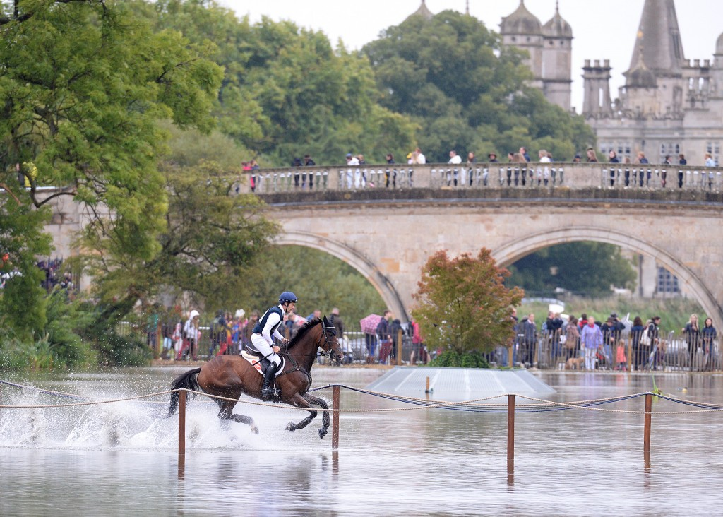 Burghley horse trials - image 2