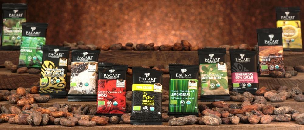 Pacari Chocolate 1