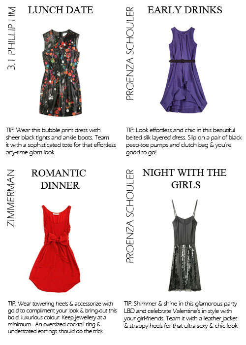 What To Wear Valentine S Day Girl Meets Dress