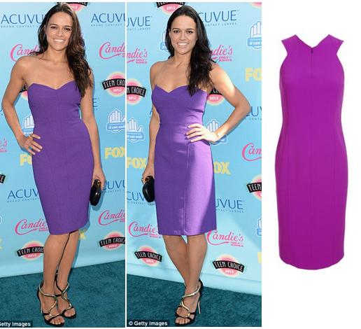 Get the Look: Teen Choice Awards 2013   Girl Meets Dress