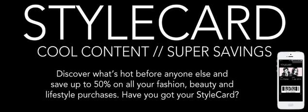 StyleCard