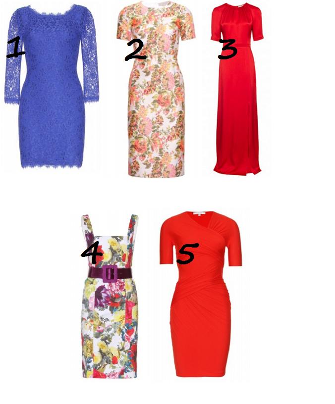 Top 5 Graduation Dresses