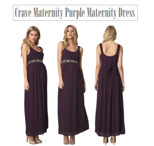 Girl Meets Dress Crave Maternity Dress