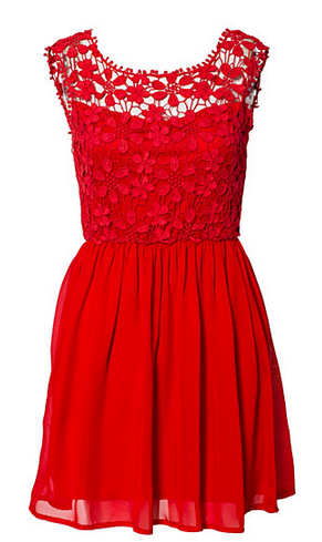 Girl Meets Dress Little Red Dress of the day