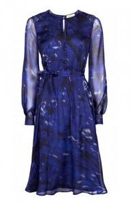 Beulah - Sabitri Dress Navy Rose