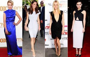 Roksanda Ilincic: Dianna Agron; Kate Middleton; Gwyneth Paltrow; Keira Knightley