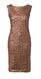 Zetterberg Glitter Dress