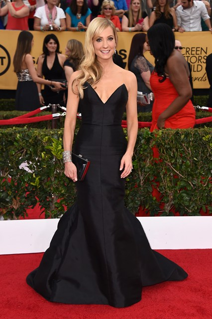 Joanne Froggatt SAG Awards Girl Meets Dress