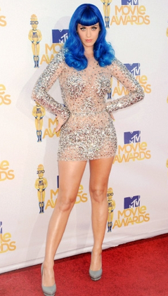 Katy Perry Jovani Girl Meets Dress