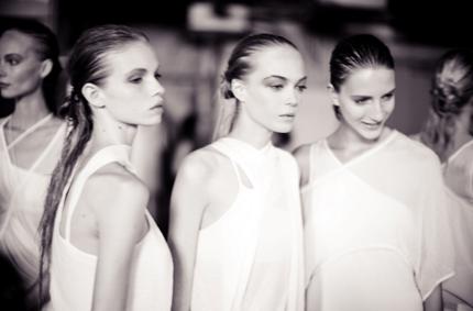 Helmut Lang Dresses Girl Meets Dress