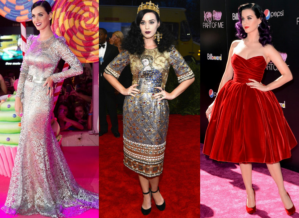 Dolce & Gabbana Dresses Girl Meets Dress Katy Perry