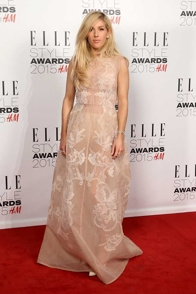 ELLE Style Awards Ellie Goulding Girl Meets Dress