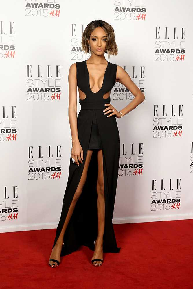 ELLE Style Awards Dresses Jourdan Dunn Girl Meets Dress