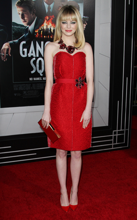 Lanvin Dresses Emma_Stone Girl Meets Dress