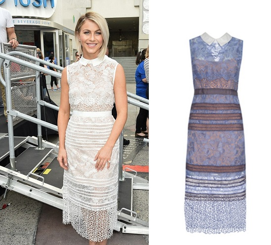 Julianne Hough wearing Girl Meets Dress