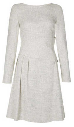 The_Fold_camelot_dress_winter_white_tweed