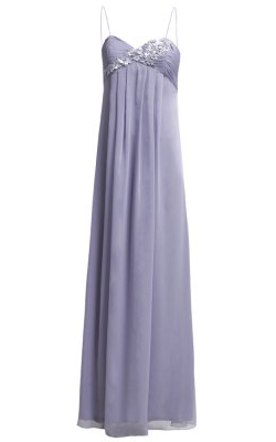 Adrianna_Papell_Silver_Grey_Gown