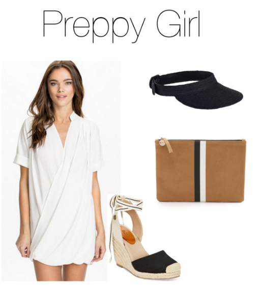 NLY, White Shirt Dress (£12)