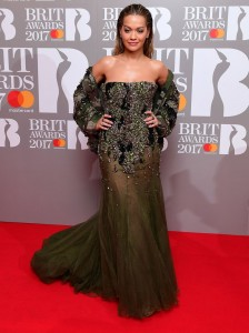 Brits Girl Meets Dress