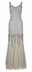 Ariella - Serafina Beaded Gown (Hire - £79)