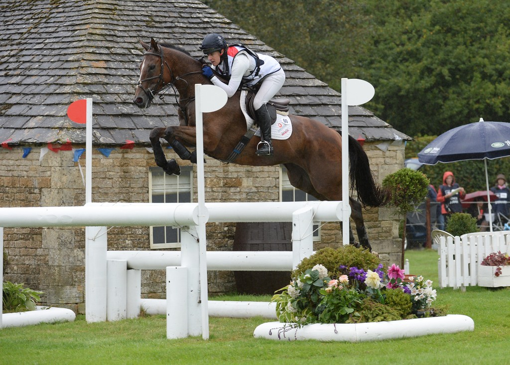 Burghley horse trials - image 1