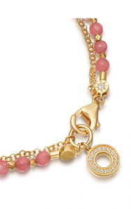 yellow-gold-vermeil-rose-quartzite-mini-halo-biography-bracelet 2