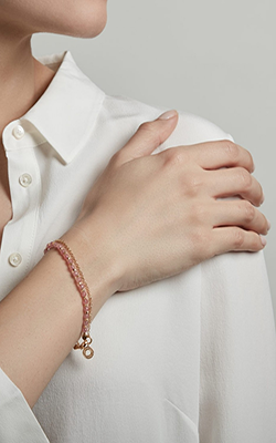 yellow-gold-vermeil-rose-quartzite-mini-halo-biography-bracelet 3