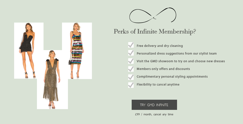 Girl Meets Dress Infinate Membership