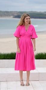 Rent Carrie G7 Roksanda Zandra Dress